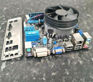 i3-3220T @ 2.80GHz 4GB DDR3 Asus P8H61-I LX R2.0 Combo Ram CPU UK DELIVERY EA289