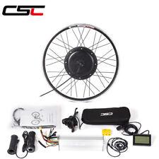 Tax included e-bike Conversion Kit 36V 48V 250W - 1500W Motor rear Wheel 26-29in