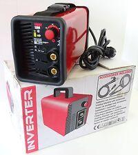 Inverter Schweißgerät 25- 125A MMA Schweißmaschine Jimmy 1300 R0HS Made in Italy