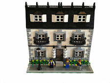 LEGO Custom Mansion Modular Building Instructions ONLY