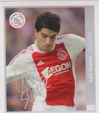 AH 2010-2011 Panini Like sticker 035 Ajax Amsterdam Luis Suarez