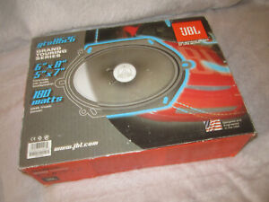 """JBL GTO8626  Spearkers 5""""x7""""/6""""x8"""" 2-way Grand Touring NOS"""