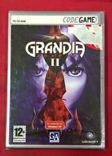 Grandia II - PC - DVD ROM - NUEVO