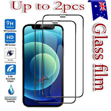 For iPhone 12 Mini 11 Pro Max XR XS X 7 8 6 Plus Tempered Glass Screen Protector
