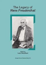 The Legacy of Hans Freudenthal (2010, Paperback)