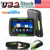 "4.3"" NAV 8GB Waterproof Touch Screen Bluetooth GPS Moto Auto Navigation&Free Map"