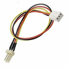 """3 pin to 3 pin fan wire extension, cable length: 12"""" Fast Shipping from USA!"""