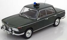1:18 Model Car Group BMW 2000 TI Type 120 Police 1966 darkgreen