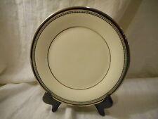 Salad Plate Royal Doulton China, Sarabande Pattern (H5023), Black Circles Rings