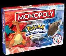 Monopoly - Pokemon Edition