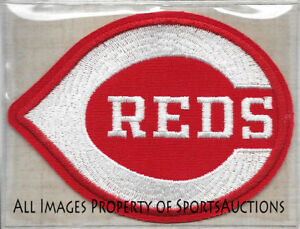 1975 CINCINNATI REDS Cooperstown Collection PATCH Willabee & Ward ~ PATCH ONLY ~