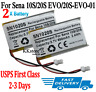 2pcs Replacement Battery For Sena 10S 20S EVO-01 Motorcycle Bluetooth Helmet