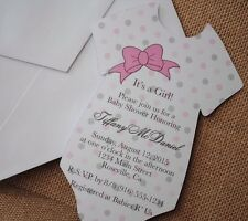 Baby Shower Invitations Ebay