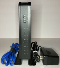 Netgear C3700 Dual Band N600 WiFi Cable Modem Router Tested And Working.