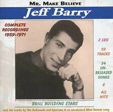 Jeff Barry-Brill Building Stars Complete Recordings 1959-1971 2 CD Set