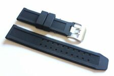 23mm Rubber Watch Band Strap For Luminox EVO Colormark NAVY SEAL 3050/3950/8800