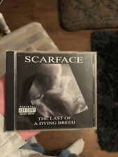 Scarface Last Of A Dying Breed CD Hip Hop Rap