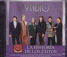 Grupo Yndio 20 Super Temas La Historia de Los Exitos CD New Nuevo Sealed