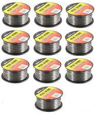 10 rolls  Forney 42300 E71T-GS 2 lb .030 Flux Core Mild Steel Mig Welding Wire