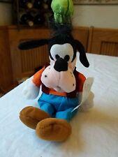 Walt Disney Goofy Plush Beanie Baby PVC Pellets