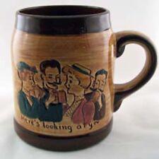 Gay 90's Beer Mug- Pennsbury Pottery