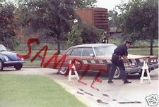 ELVIS PRESLEY CANDID PHOTO - MONROE LA - MAY 3 1975