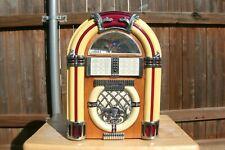 Vintage 1996 Spirit of St Louis Jukebox AM/FM Radio Cassette Player  543.351