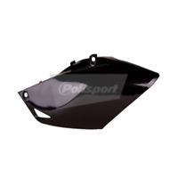 Side Panels - Black For 2015 Honda CRF250R~Polisport 8606800003