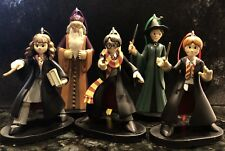 New Harry Potter Custom Christmas Ornament Set Dumbledore Hermione Ron