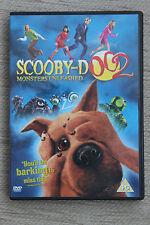 Scooby Doo 2 Monsters Unleashed DVD - Freddie Prinze Jr, Sarah Michelle Gellar