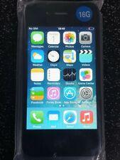 ✅Mint Condition - Apple iPHONE 4 16GB BLACK - Unlocked - UK Warranty - Free Sim