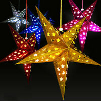 Xmas String Hanging Star Christmas Party Decoration Christmas Tree-Ornament
