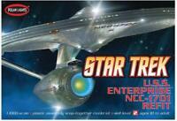 POLAR LIGHTS POL820 1:1000 Star Trek U.S.S Enterprise NCC-1701-A Refit Model Kit