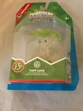 Skylanders Crystal Clear Tuff Luck - New In Box Rare Chase Variant Collectible