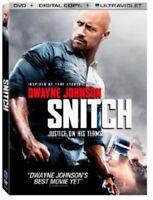Snitch [New DVD] UV/HD Digital Copy, Digital Copy, Eco Amaray Case