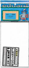 Eduard F-18D Hornet Interior Photo Etch Decals 1/32 556 For Academy Kit ST