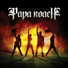 "PAPA ROACH ""TIME FOR ANNIHILATION..."" CD+DVD NEU"