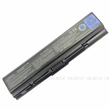 Battery for Toshiba Satellite A200 A210  L350 L500 PA3533U-1BAS PA3534U-1BRS