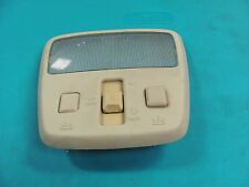 LINCOLN LS 2000-2001-2002 SUNROOF SWITCH DOME LIGHT TAN