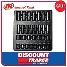 Ingersoll Rand 30Pc 3/8″ 6 Pt Metric Standard & Deep Impact Socket Set SK3M30CA
