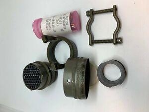 lot of 5 NEW PT06SE-22-55S(SR) AMPHENOL Conn Circular SKT 55 POS Crimp ST Cable