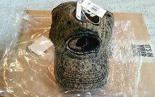 Brand New with Tags Mossy Oak® Men's Frayed Patch Logo Men Baseball Cap-Hat