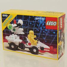 Lego 1987 Legoland Satellite Patroller Space System Set 6849 Vintage *New Sealed