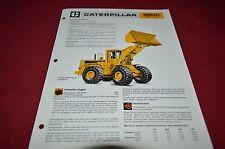 Caterpillar 980C Wheel Loader Dealer's Brochure DCPA4 ver3