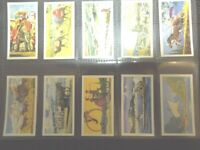 1966 Brooke Bond Tea TRANSPORT THROUGH THE AGES  history Trade set  50 cards