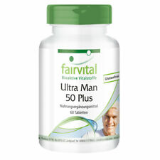 Ultra man 50 plus (23. /100g) 60 Tabletten Fairvital