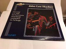 John Lee Hooker stomp boogie double vinyl album
