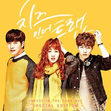 Cheese in the Trap O.S.T 2016 tvN Drama OST CD+PhotoCard+Book+Key Holder+Trackin