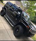 """2005 Hummer H2  2005 Hummer ( H2) """"BLACK"""" Mint ( 1 owner)"""