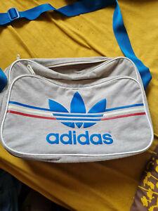 Adidas Tasche, Messengerbag, schwarz weiß